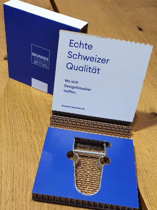 Wagner-Schriften_Einzelanfertigung_Kartonage_Brunner-Kuechen-Sparschaeler