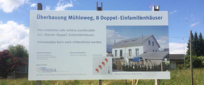 Wagner Schriften Bauwerbung Referenz Meierjosef