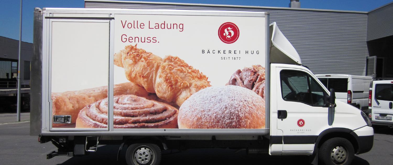 Wagner Schriften Fahrzeugbeschriftungen Referenz Hug