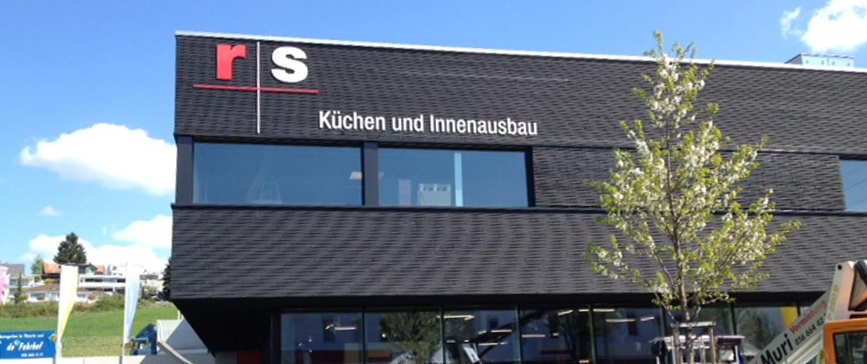 Wagner Schriften Gebaeudebeschriftung Referenz Rund S