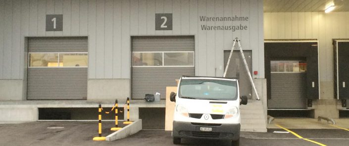 Wagner Schriften Signaletik Referenz Wipac