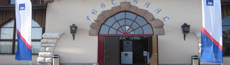 Wagner Schriften Eventwerbung Beachflags Fundflags Ref AXA