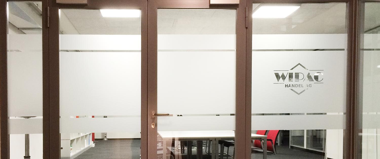 Wagner Schriften Fensterfolien Glasdekor Ref WIPAC