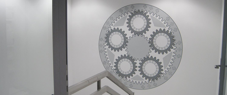 Wagner Schriften Kunst am Bau Referenz Rollstar