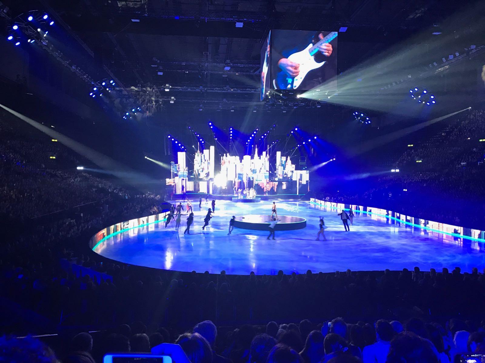 Event Deko Art on Ice